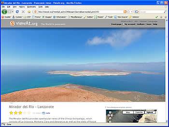Lanzarote Virtual Tour